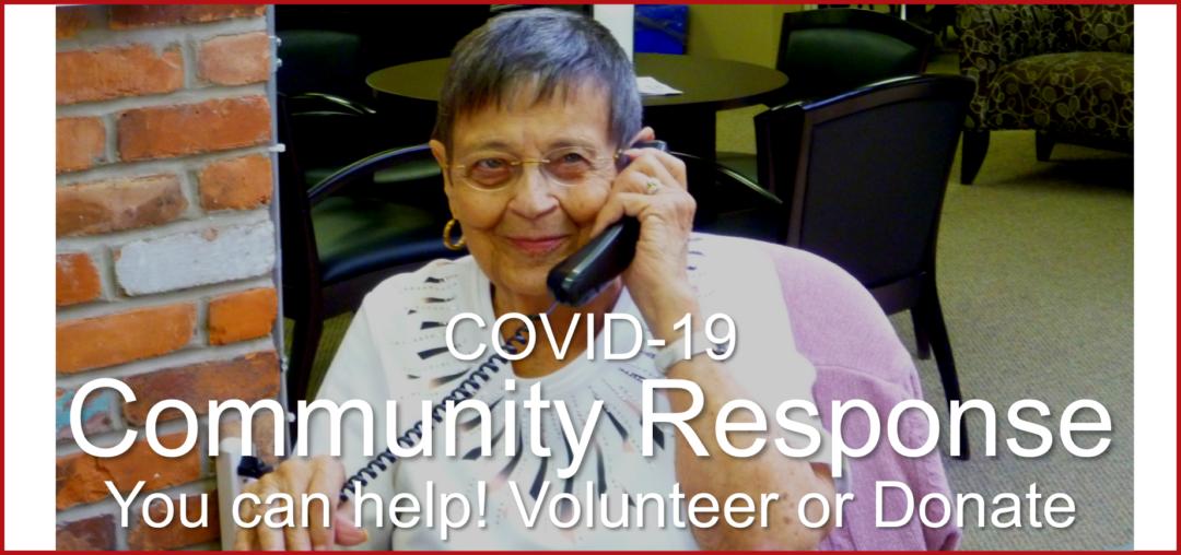 COVID-19 Community Response Halton